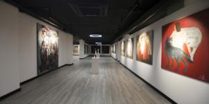 """""""Günsel Sanat Müzesi"""" açıldı ve ziyaretçilerine ücretsiz"""