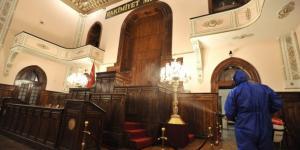 Kültür ve Turizm Bakanlığına bağlı müzeler dezenfekte ediliyor