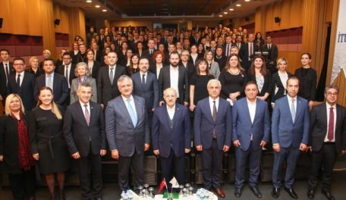 İTÜ Rektörü Prof. Dr. Mehmet Karaca, Doğa Koleji eğitim yöneticileriyle buluştu