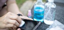 Koronavirüse karşı telefonlar nasıl temizlenmeli?