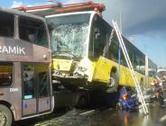 Metrobüsteki şemsiyeli saldırı davasında sanığa 11 yıl 7 ay hapis