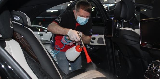 Otomobil kullanıcılarına uyarı: 15 günde bir araç içi dezenfekte edilmeli
