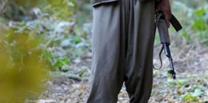 Teslim olan teröristin İnterpol tarafından kırmızı bültenle arandığı öğrenildi
